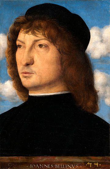 Portret van een Venetiaanse Heer, Giovanni Bellini