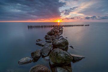 Sunrise in Enkhuizen sur Ardi Mulder