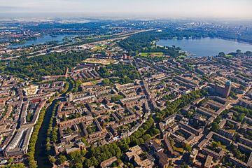 Luchtfoto Crooswijk te Rotterdam
