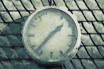 de tijd van Jens-Uwe Ernst