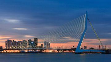 Pont Erasmus, Rotterdam sur Henk Meijer Photography