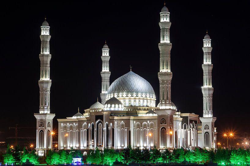 Hazrat Sultan Moskee van Jeroen Kleiberg