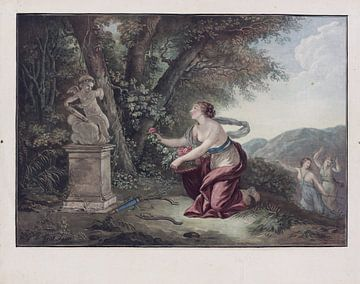 Aufopferung für die Liebe, Jean-François Janinet von Atelier Liesjes
