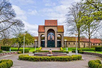 Chapelle de Boniface à Dokkum, en Frise sur Maria-Maaike Dijkstra