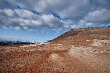 Hverir IJsland van Ruud van der Lubben