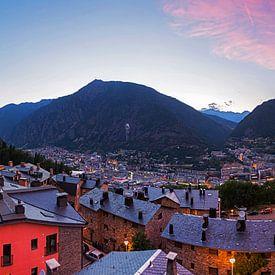 Andorra la Vella von Frank Herrmann