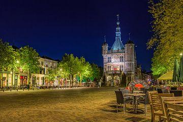 De waag Deventer van Michel Jansen