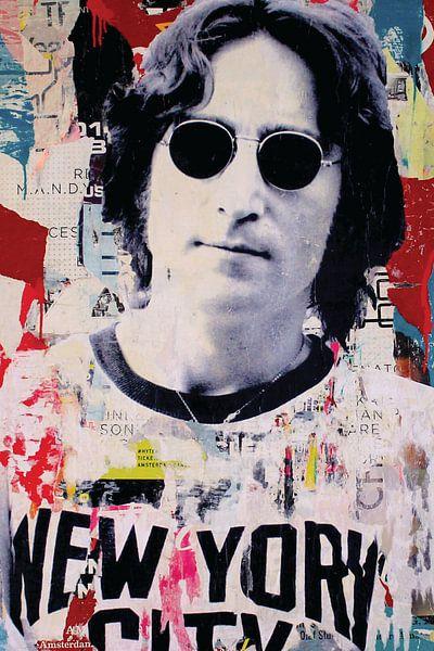 John Lennon von Michiel Folkers