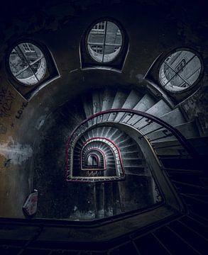 Berlin staircaise von Iman Azizi