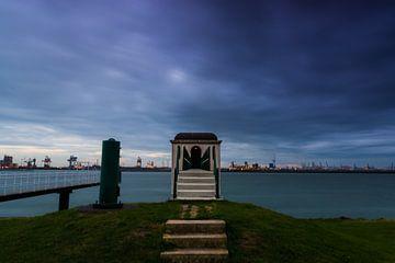 Als wolken zweven en de rest blijft staan von Ricardo Stoelwinder