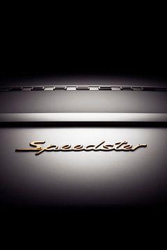 Porsche 911 Speedster van Thomas Boudewijn