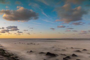 Wolkenzee van Stephan van der Linde