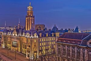 Rotterdam Stadhuis HDR