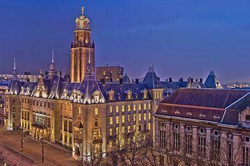 Rotterdam Stadhuis HDR sur Bob de Bruin