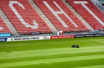 Stadion Galgewaard - Utrecht sur Paul Teixeira