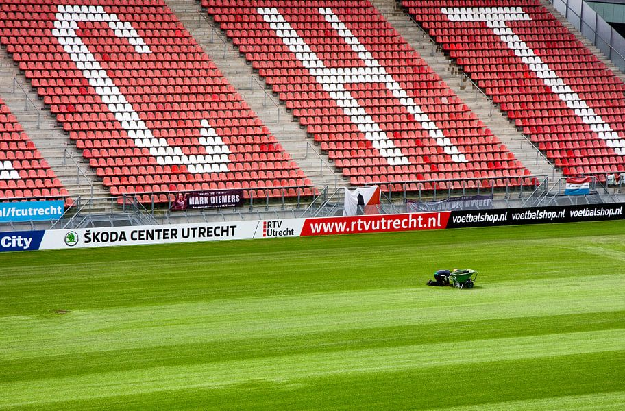 Stadion Galgewaard - Utrecht van Paul Teixeira