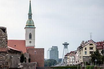 Bratislava sur Eric van Nieuwland