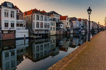 Reflecties in Gorinchem van Marcel Tuit