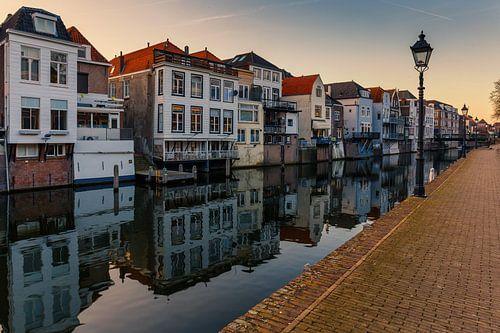 Reflecties in Gorinchem van