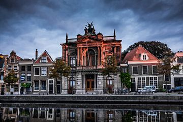 Teylers Museum Haarlem von Bart Veeken
