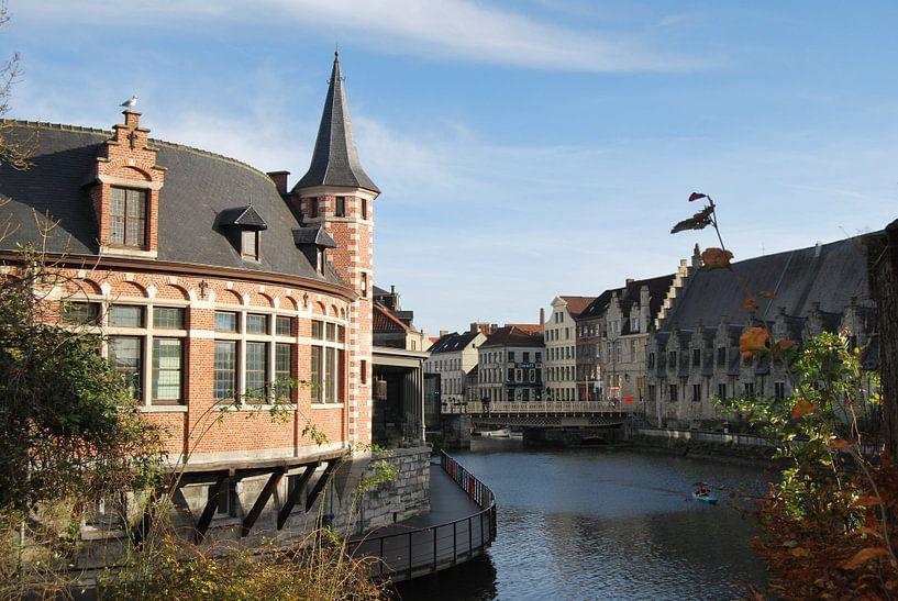 Gent korenlei  van Geert Hoylaerts