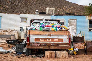GMC Auto oder Kunststoff ... von Ton Tolboom
