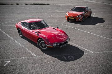 Toyota 2000GT & GT86: The Meet sur Sytse Dijkstra