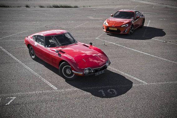 Toyota 2000GT & GT86: The Meet van Sytse Dijkstra