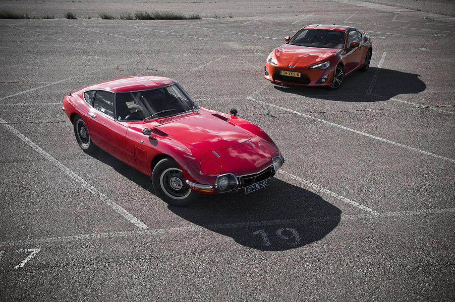 Toyota 2000GT & GT86: The Meet