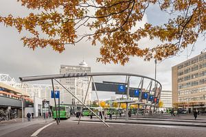 Busstation Leiden Centraal
