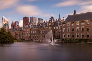 La Haye - De Hofvijver - 4 sur Nuance Beeld