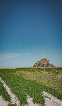 Le Mont Saint Michel, Frankreich von Daphne Groeneveld