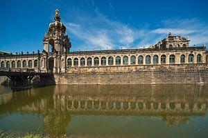 Zwinger-Building, Dresden