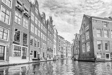 Amsterdamse Gracht von Celina Dorrestein