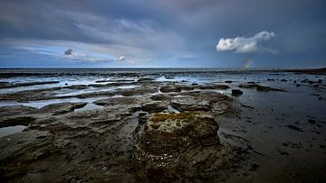 Auf Regen folgt Sonnenschein, auch am Wattenmeer von Jenco van Zalk