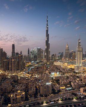 Dubai - Burj Khalifa van Stefan Schäfer