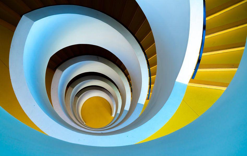 De eindeloze spiraal van Steven Groothuismink