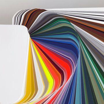 Kleuren ventilator van Achim Prill
