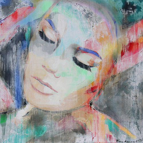 Lou Lou van Paint- Ing