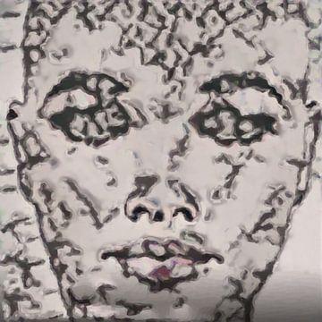 Abstract Inspiratie LXVIII van Maurice Dawson
