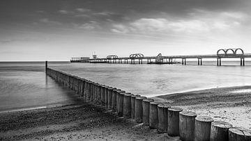 Am Strand von Kellenhusen von Steffen Henze