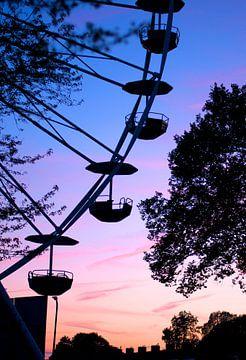 Ferriswheel von Elspeth Jong