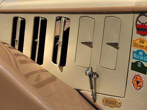 Retro Car Detail