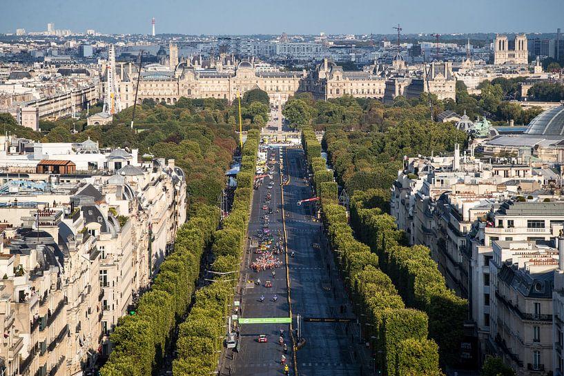 Parijs - Tour de France 2019 van Leon van Bon