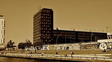 Berlijnse muur  van Freddie de Roeck