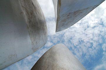 Art in the sky van Nel Wierenga