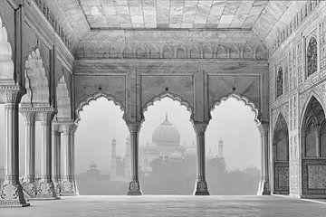 Taj Mahal sur Thomas Herzog