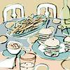 Aan tafel van Eva van den Hamsvoort thumbnail