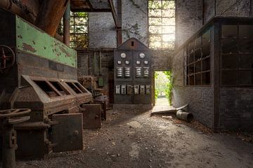 usine abandonnée sur Kristof Ven