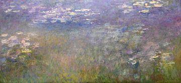 Water Lilies, Claude Monet sur